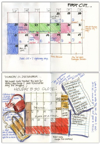 111201 Trip Prep Planning by borromini bear