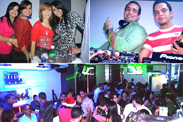 Red & Green Dito Bernard vs Nelson Viñas @ Moccai Glam Club