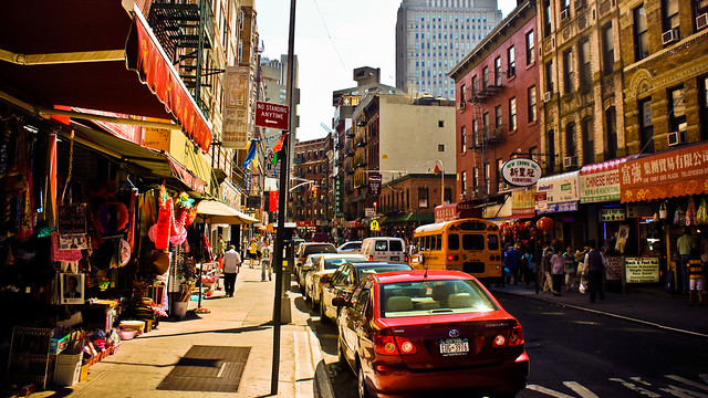0256 - USA, New York, Chinatown