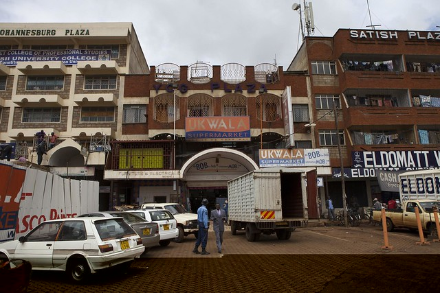 Eldoret Kenya  city pictures gallery : Eldoret, Kenya by Bill Davies SA