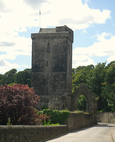 St Serf's Tower 1
