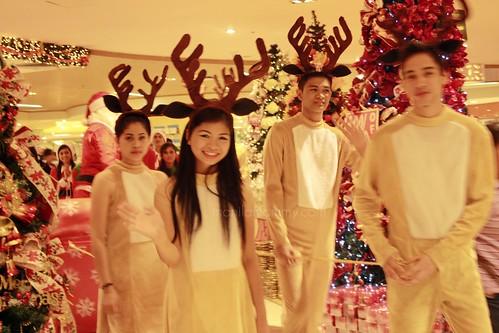 landmark reindeers
