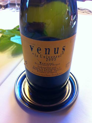 Cantonigròs | Ca l'Ignasi | Vino Venus