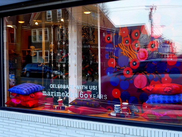 Huron Village - Marimekko Celebrate With Us! Cambridge, MA