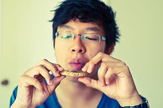Peanut Nutella Cookies-19