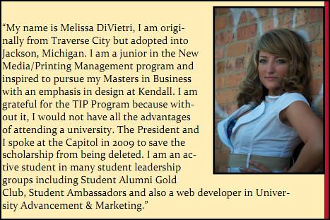 Ferris State University Diversity - Melissa DiVietri