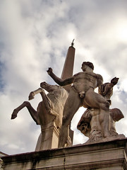 Obelisco de la Piazza del Quirinale