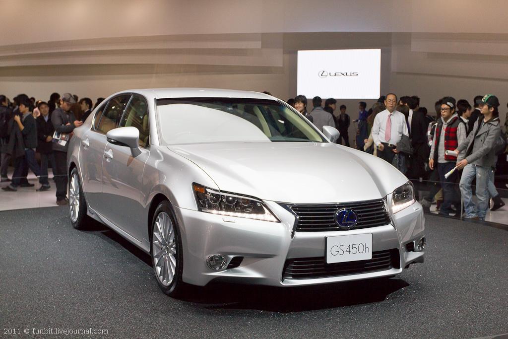 Motor Show - Lexus 1
