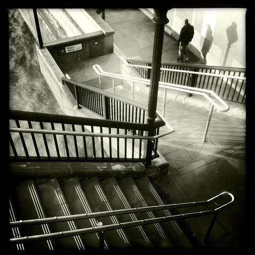 Pauls Walk, London, December 2011 by Michael Sissons