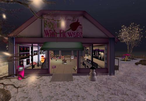 Lena' s Paradise - Merry Christmas!!! by Cherokeeh Asteria