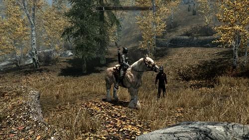 Nouveau cheval