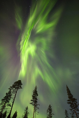 Auroral Corona by antonyspencer