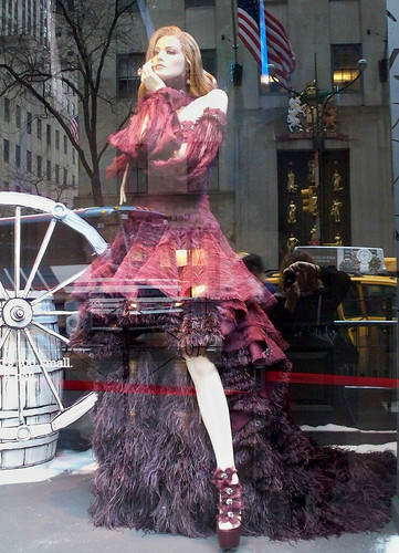 Land of the Bubblemakers: Alexander McQueen (belong to the city)