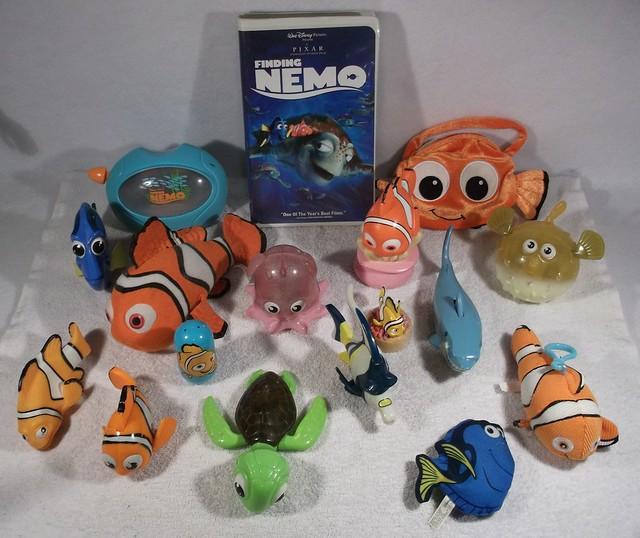 Finding Nemo Toys : Disney finding nemo toys flickr photo sharing