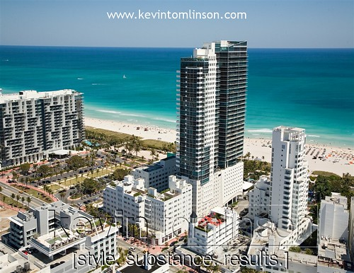Setai South Beach Kevin Tomlinson