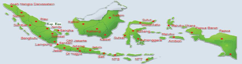 Seluruh Indonesia...