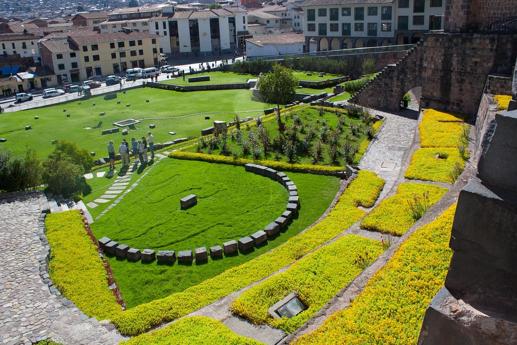 Qorikancha, Cusco, Peru