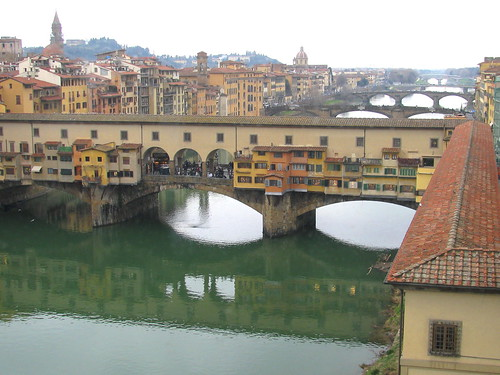 Ponte Vecchio de Florencia by Miradas Compartidas