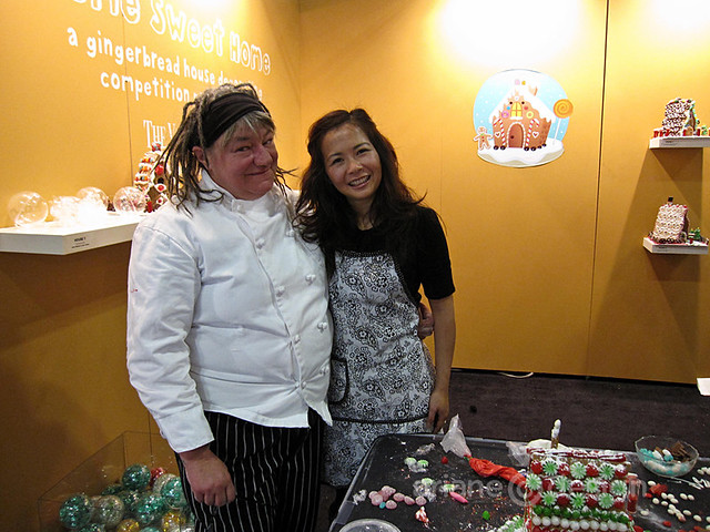 Ooak Vancouver Sun gingerbread contest