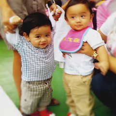 Oh cute!!!!! Basti and yllac. @cherimaldita