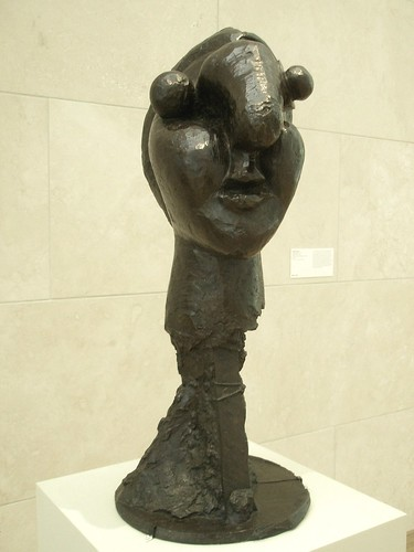 Pablo Picasso 'Head of a Woman' (Tête de femme) by hanneorla