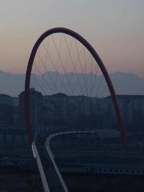 Passarella olimpica - Torino