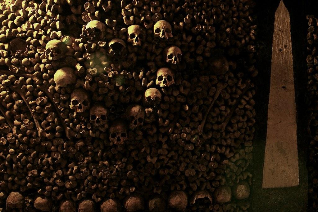 Catacombe.. Ah.. L'Amour.. c'est fini
