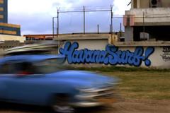 Havana Surf mural