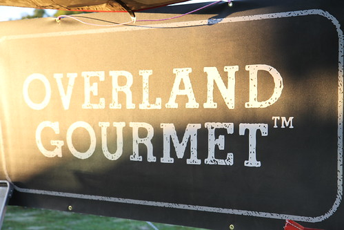 OVERLAND GOURMET supports Toys For Tots @ Camp Pendleton ExPo Trasharoo