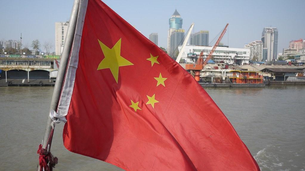 Yangtze Ferry Crossing