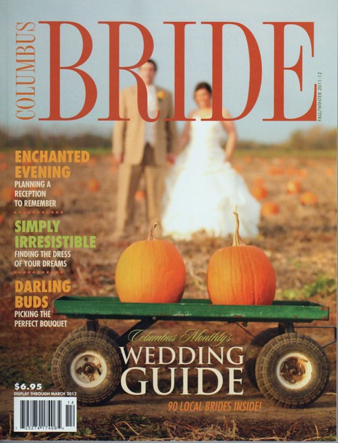 Columbus Bride Cover F2011