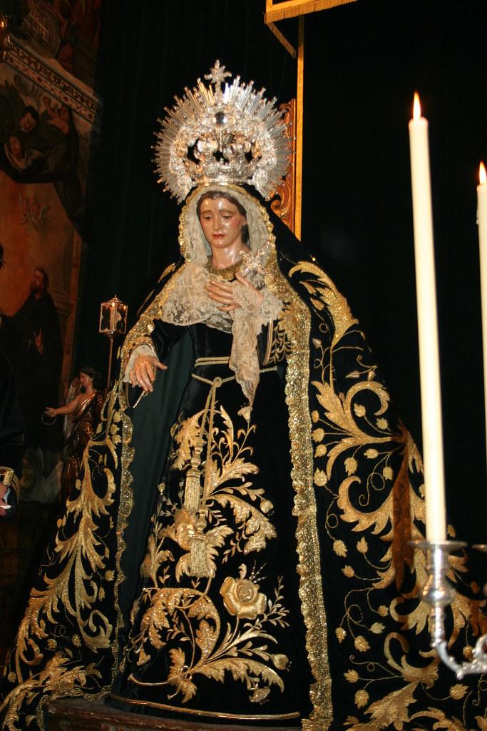 Besamanos de Nuestra Señora de las Tristezas 7