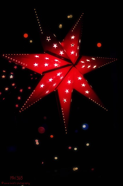 Twinkle Twinkle Little Star...194/365
