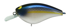 Chartreuse Shad Bling 55 Bass Fishing Lure