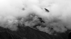 Clouds over the Sacred Valley