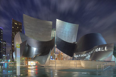 walt disney concert hall by Eric 5D Mark II