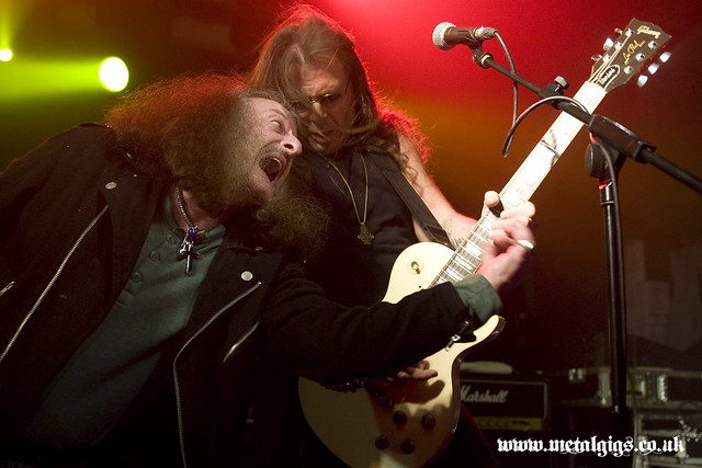 Pentagram UK tour 2012