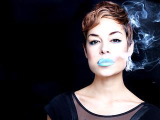 Smoking RAW photography
