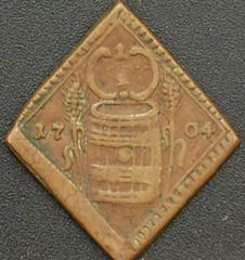 coin from passau treasure