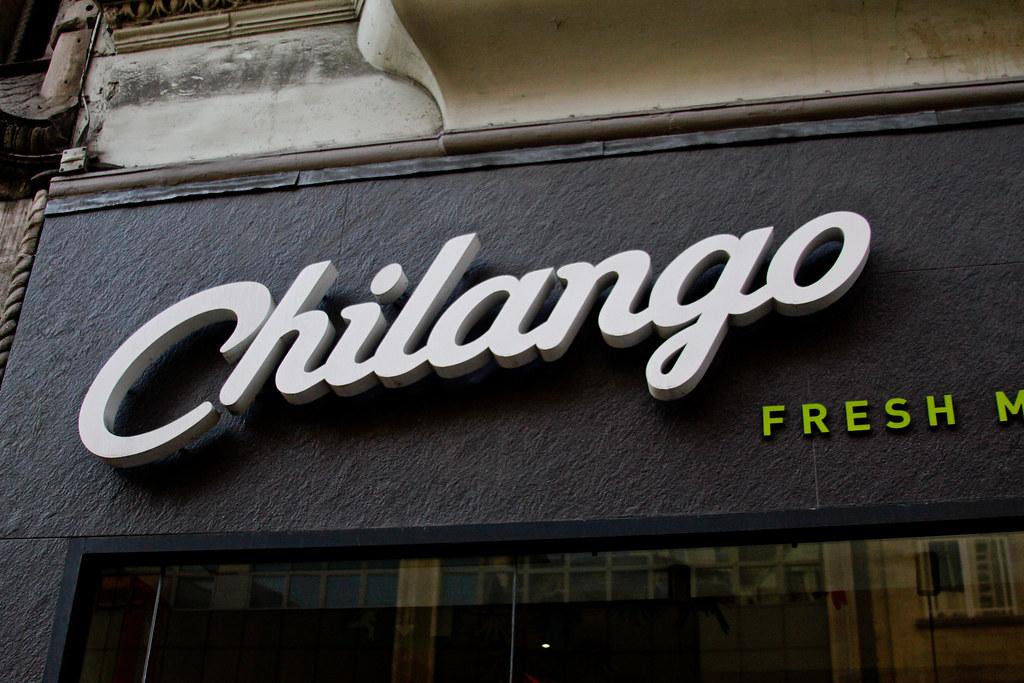 Chilango... aka Chipotle of London