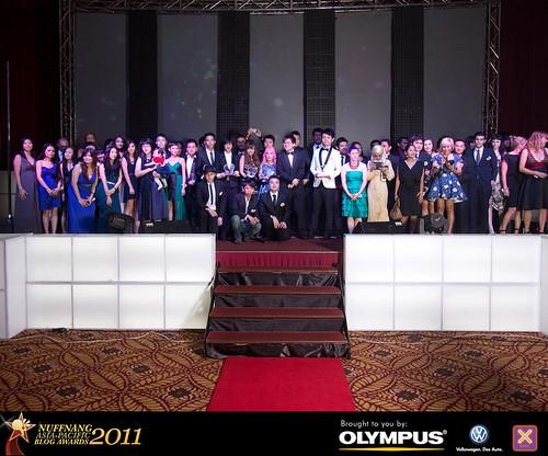 Nuffnang Asia-Pacific Blog Awards 2011 (NAPBAS) @ Putrajaya Marriott Hotel