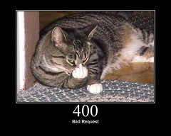 400 - Bad Request