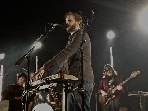 Bon Iver at the Orpheum
