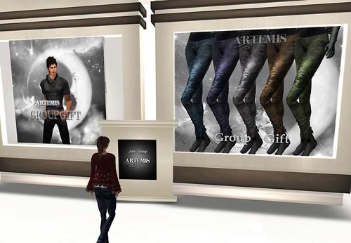 ARTEMIS - Regalos de grupo para chica y chico by Cherokeeh Asteria