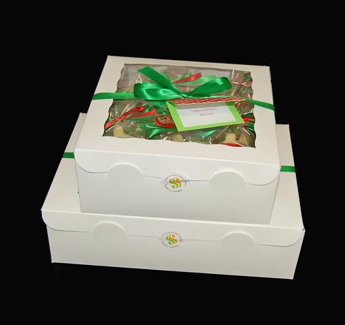 holiday gift boxes for a drs office
