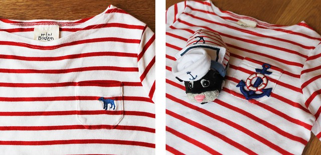 sailor shirt