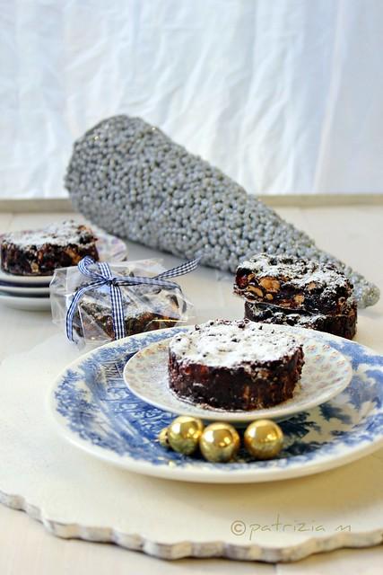 Panforte al cioccolato