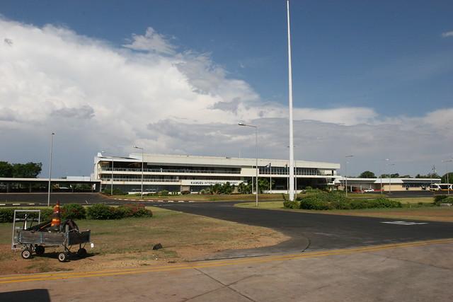 Lilongwe's Kamuzu International Airport