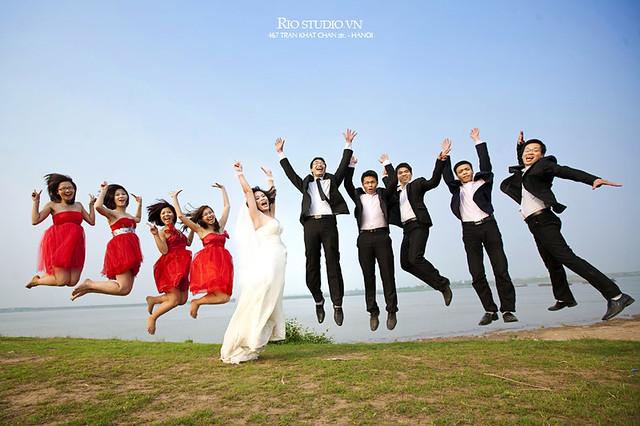 Ảnh cưới Thắng - Thương (Hà Nội)