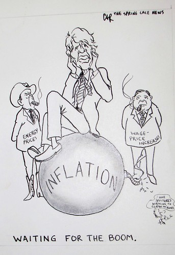 Carter and Inflation by CharlesRay2010